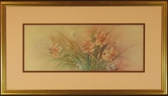 "Limited Edition Pencil Signed Print: ""Day Lily"""